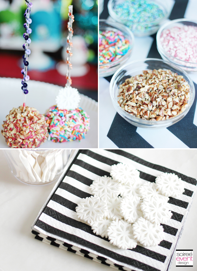 oreo cookie balls nut topping