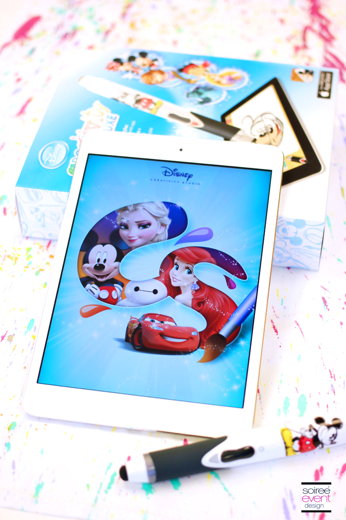 Disney Creativity Studio 2 iPad app 2