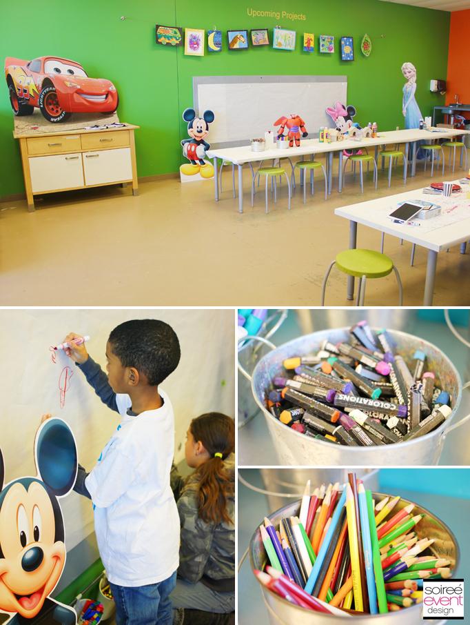 Kidscreate Art studio