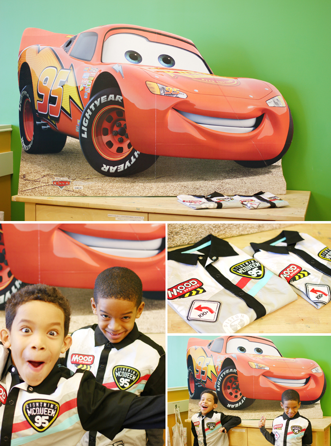 Lightning McQueen Cars party