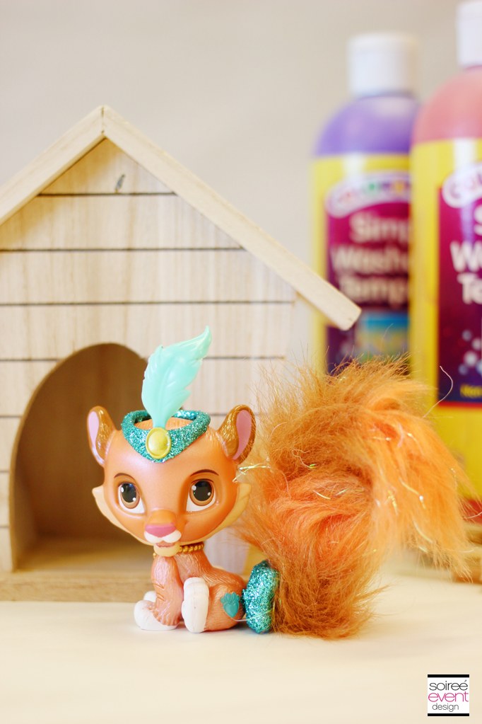 Palace Pets Party Craft Activity