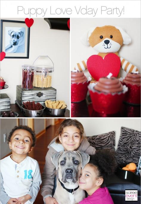 Puppy Love Valentine's Day Treat Bar!