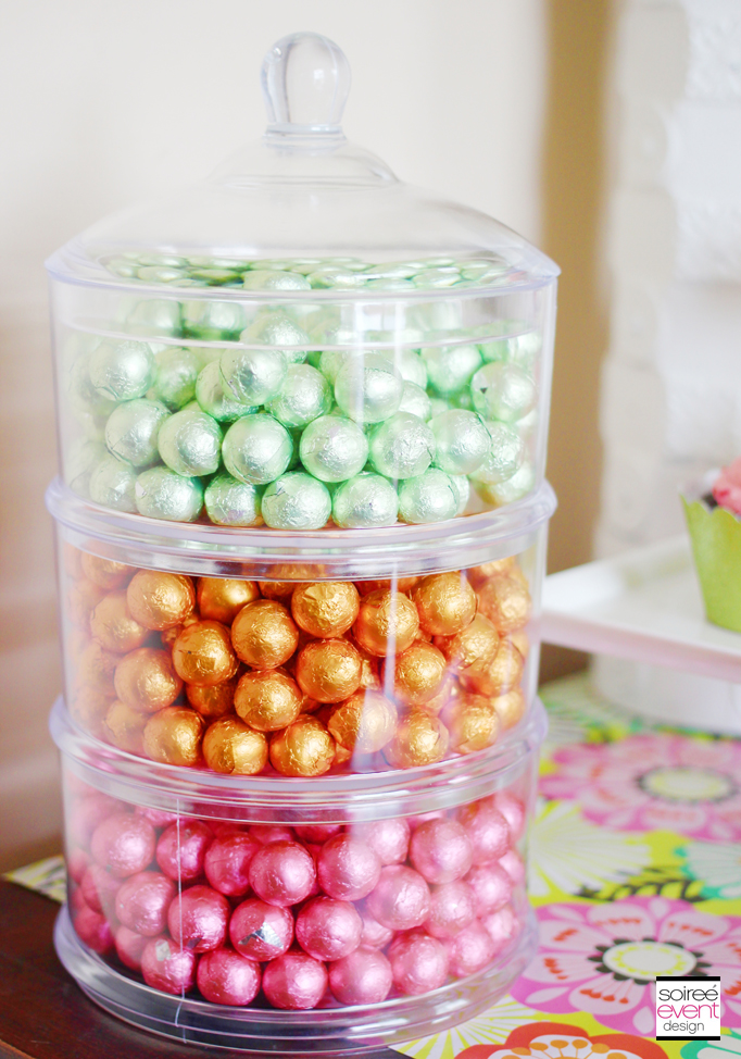 stackable candy jar