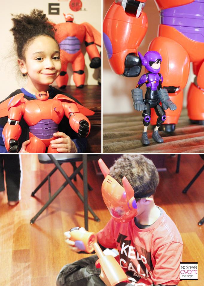 Big Hero 6 Toy Fun