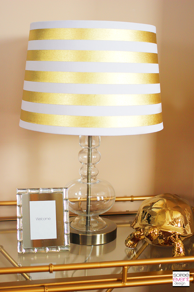 the gold trend how to style a gold accent table soiree