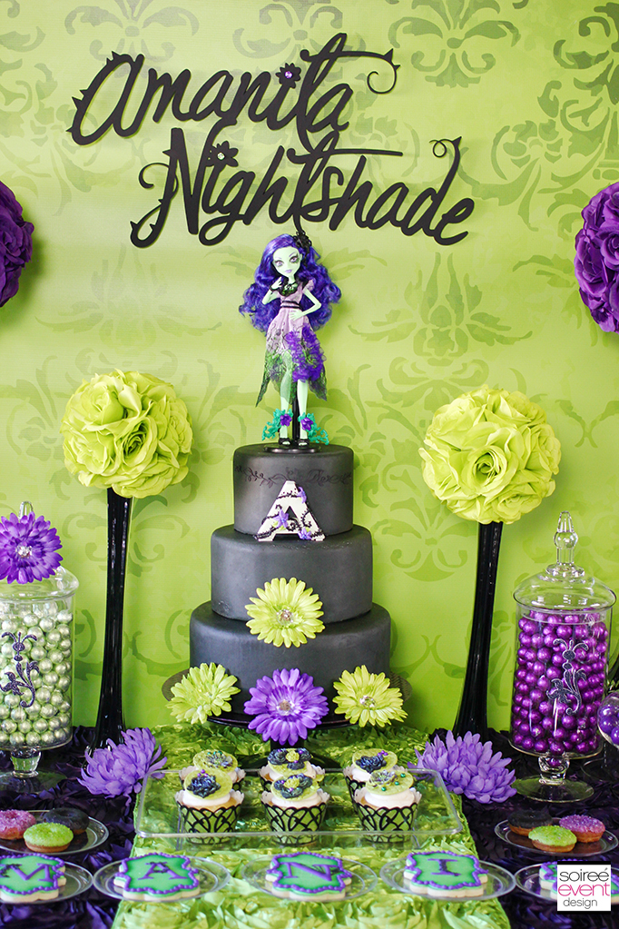 Monster High Candy Buffet