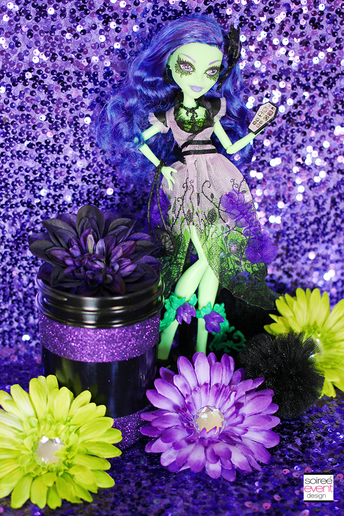 Monster High Party Amanita Nightshade