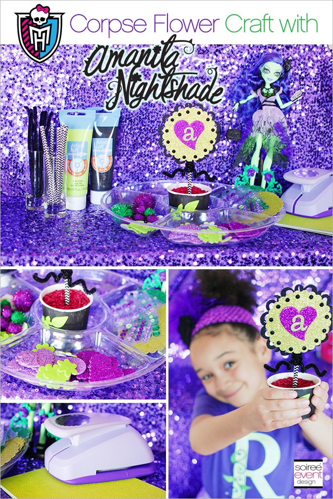 Monster High Party Craft