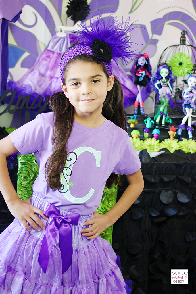 Monster High Party Dress Up