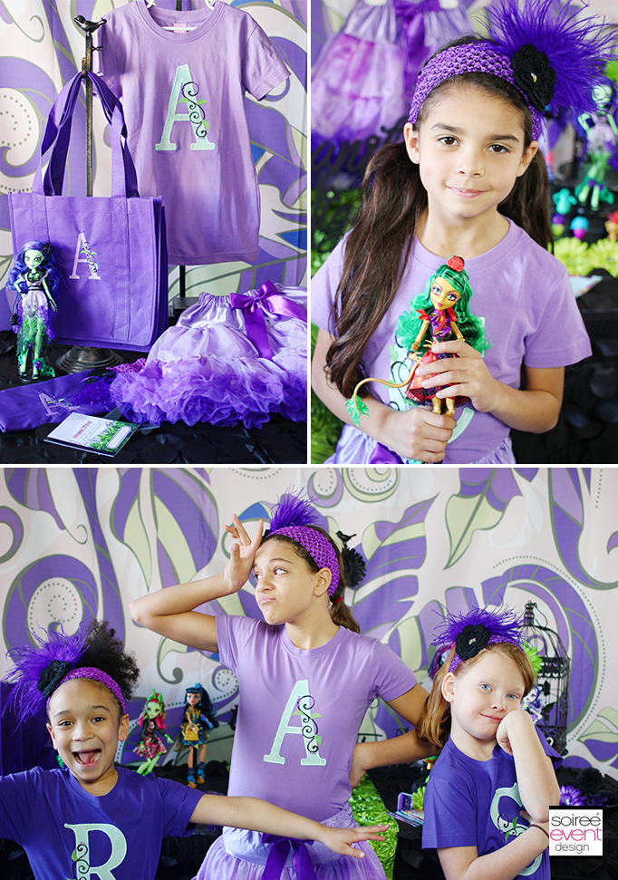 Monster High Party Outfits