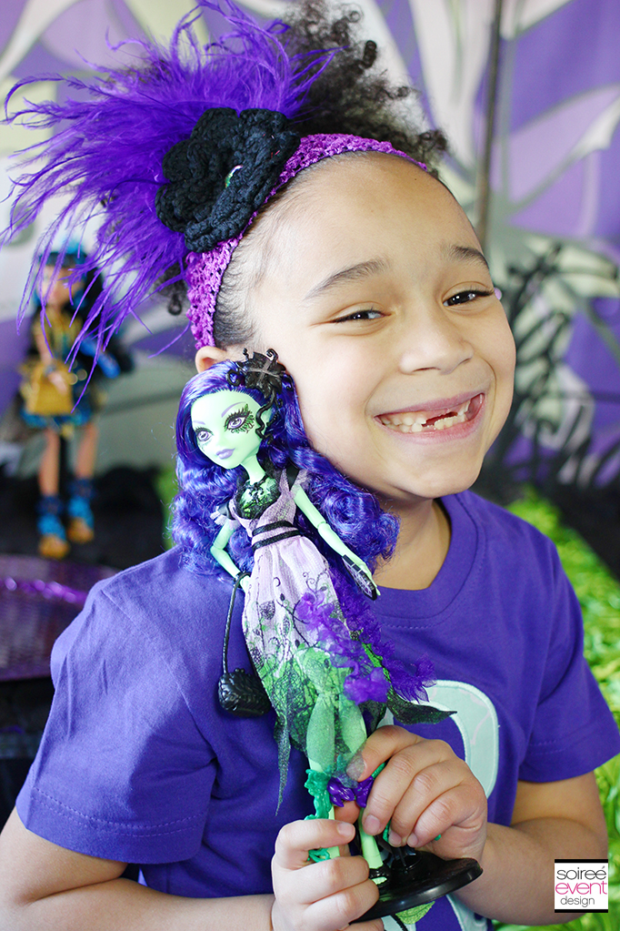 Monster high party 3