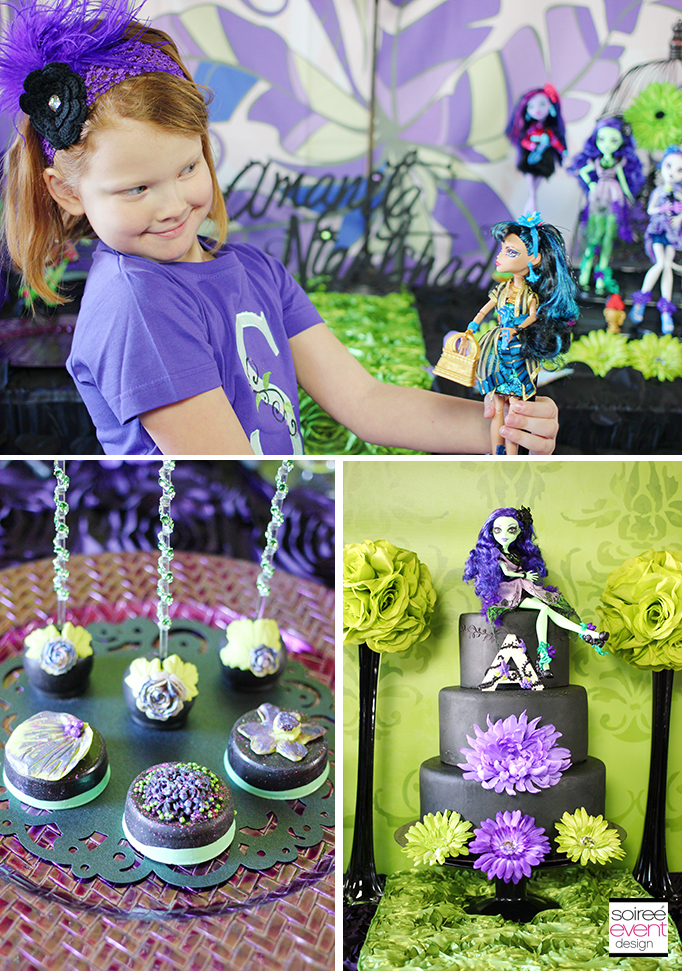 Monster high party decorations 4
