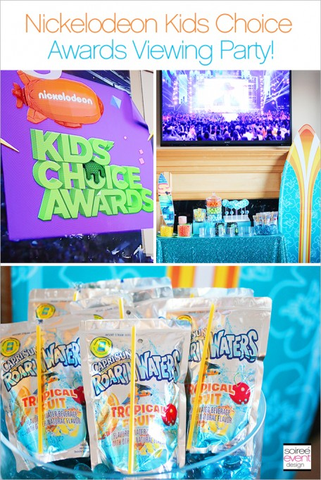 Nickelodeon Kids' Choice Awards Viewing Party!