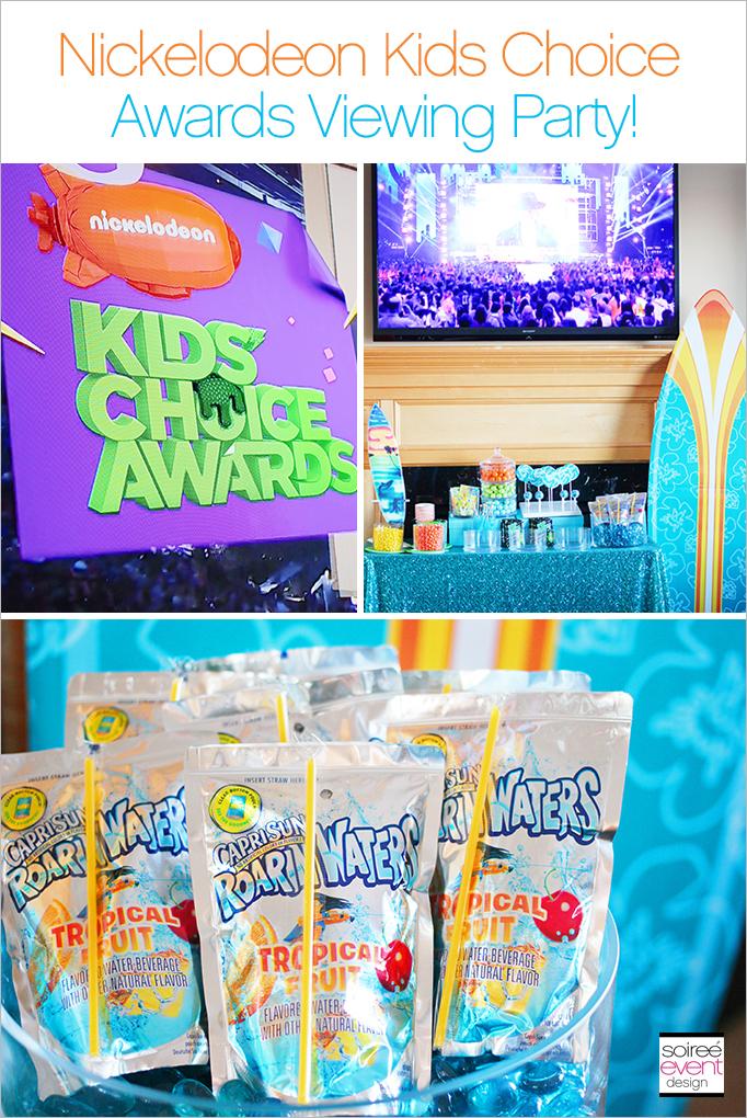 Nickelodeon Kids Choice Awards Party