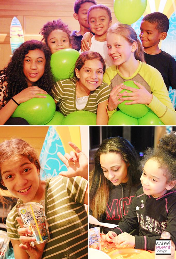kids choice awards party