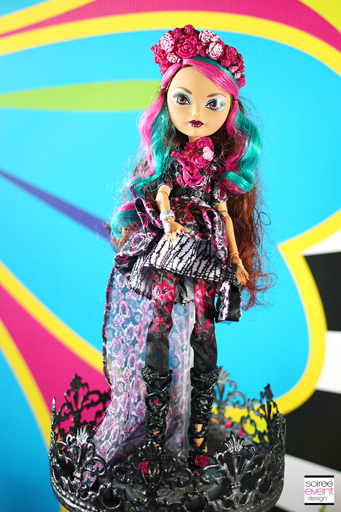 Ever After High Party Briar Beauty 2