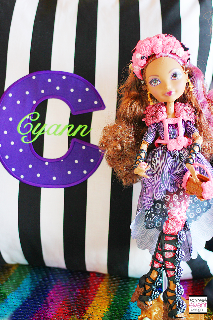 Ever After High Party Cedar Wood