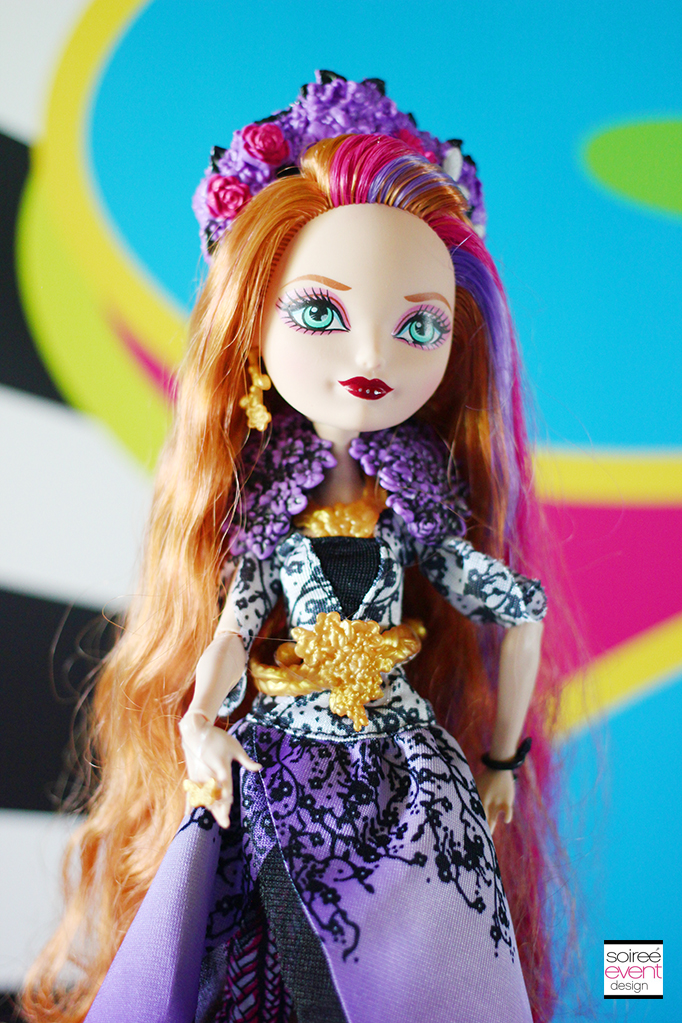 Ever After High Party Holly O'Hair