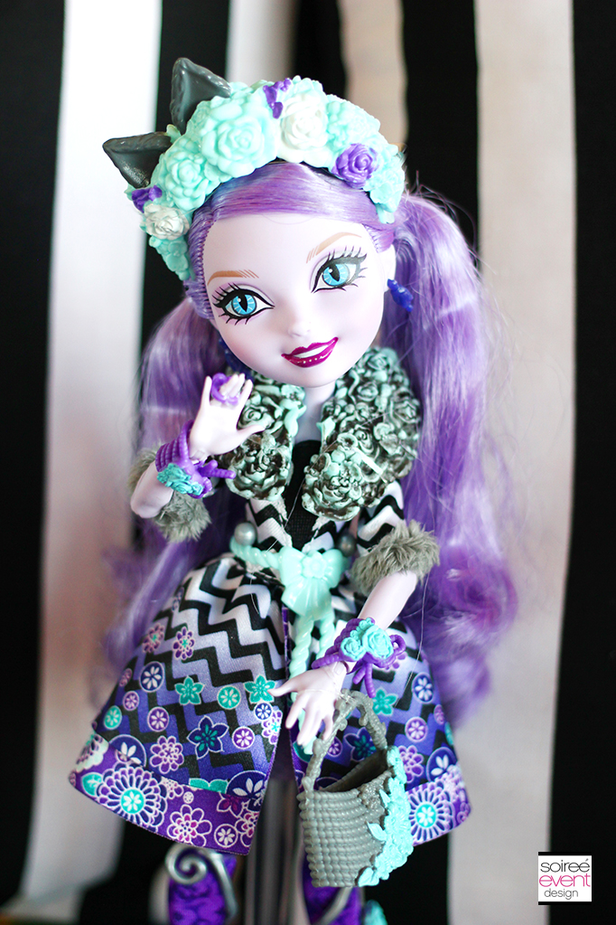 Ever After High Party Kitty Cheshire