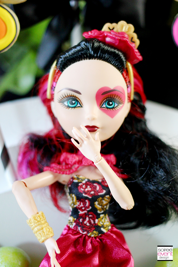 Ever After High Party Lizzie Hearts 2