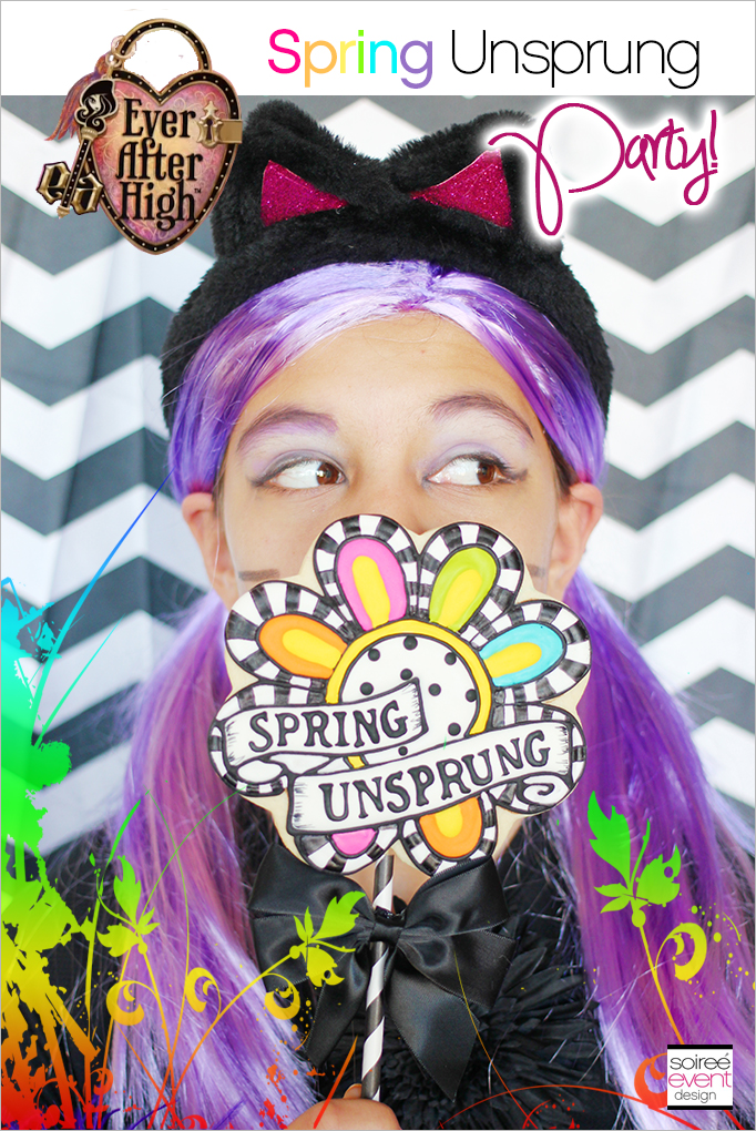 Ever After High Party Spring Unsprung
