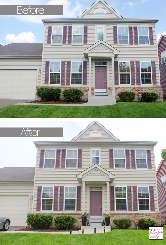 Add Curb Appeal to your house 2