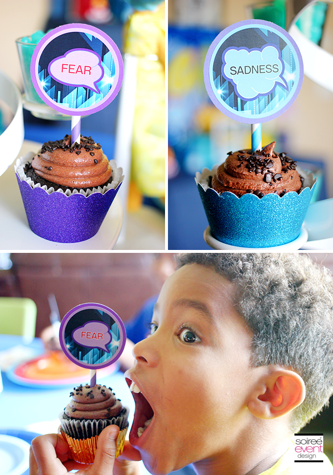 Inside Out Cupcakes 2
