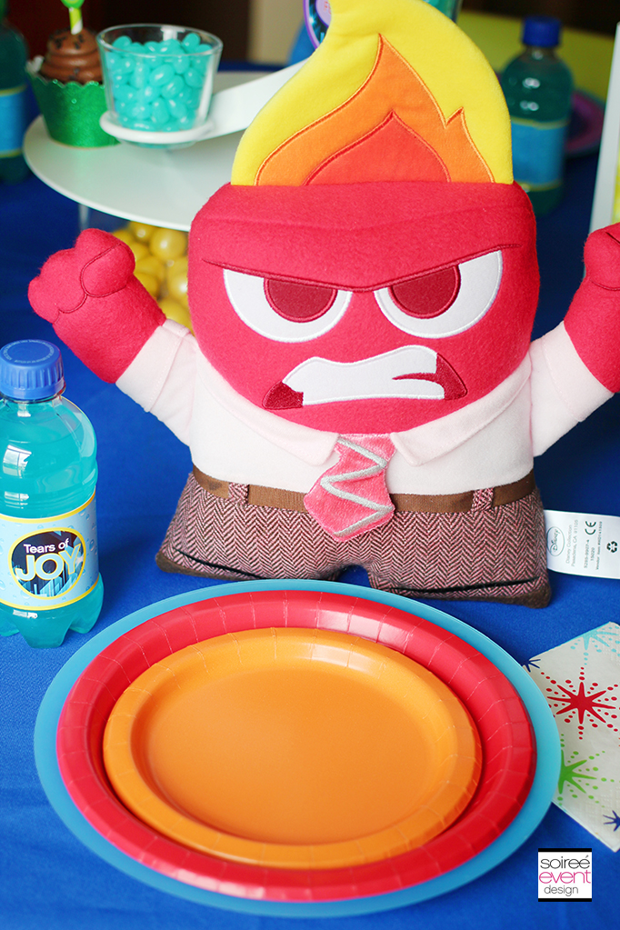 Inside Out Party Decorations 2