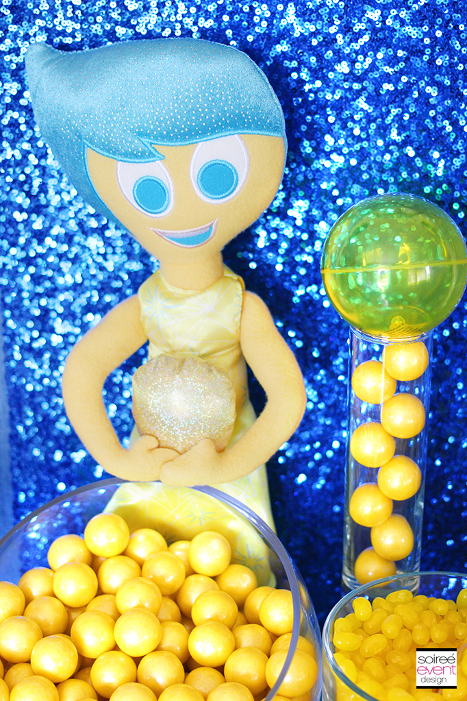Inside Out Party decorations 6