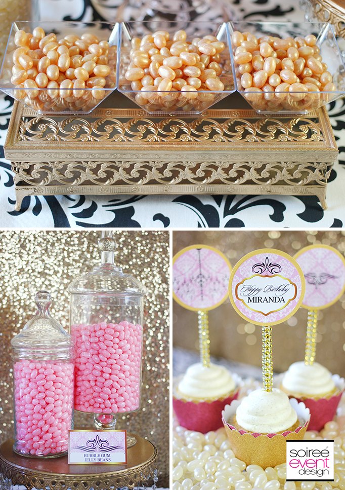 Princess Party Candy