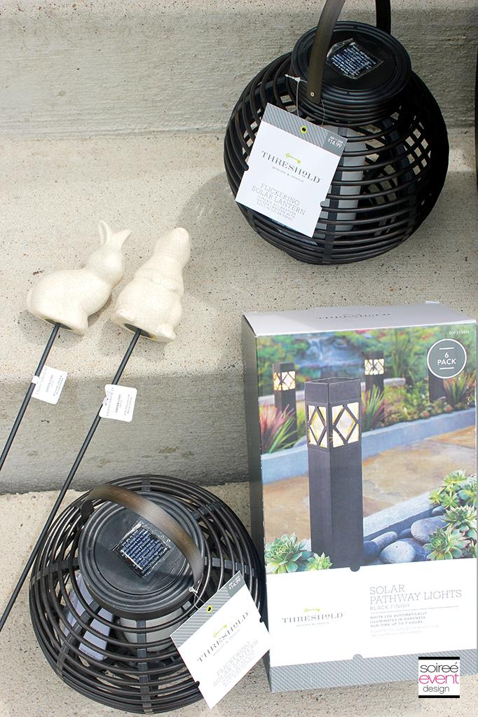 Target outdoor accessories