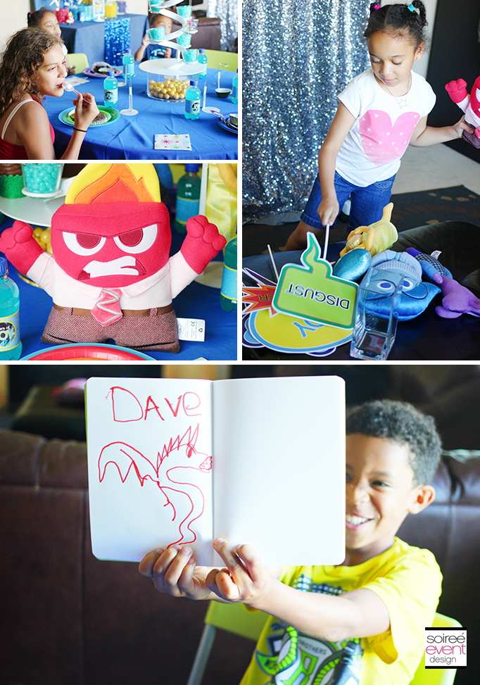 inside out party activity 3