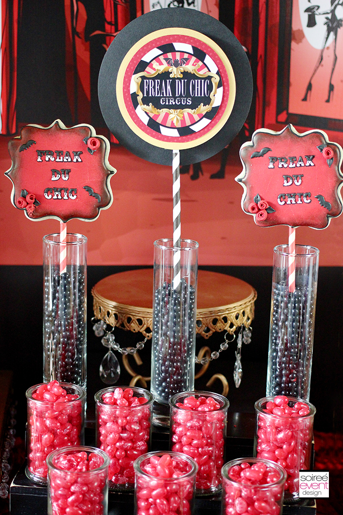 Freak du Chic Candy Table