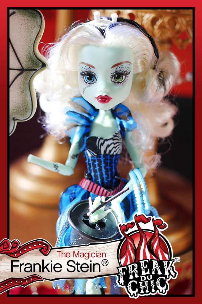 Freak du Chic Frankie Stein doll