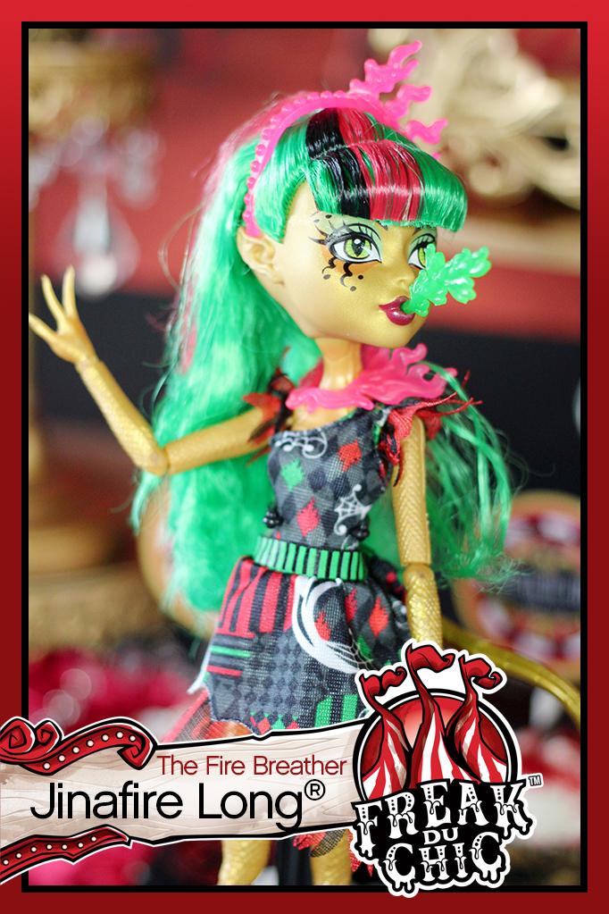 Freak du Chic Jinafire Long doll