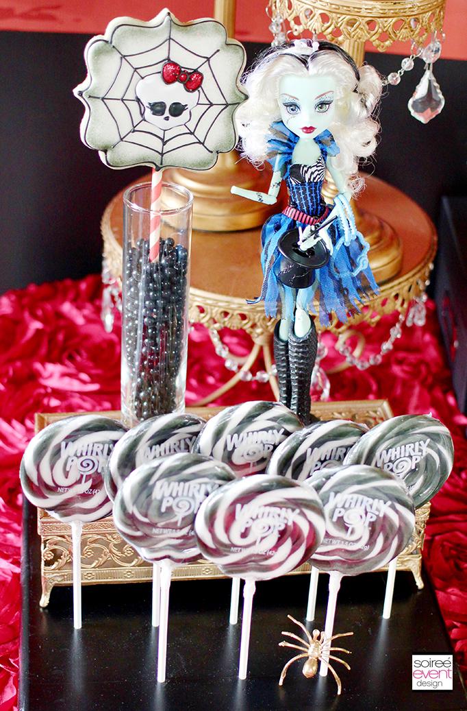 Monster High Candy Buffet 2