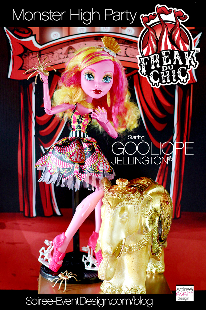 Monster High Party - Freak du Chic Party