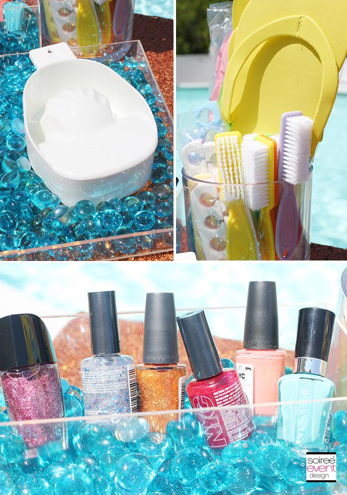 Sparkle Nail Bar Supplies