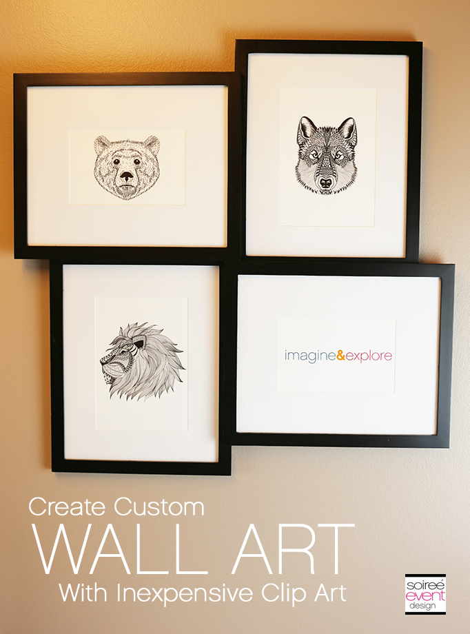 Create Custom Wall Art