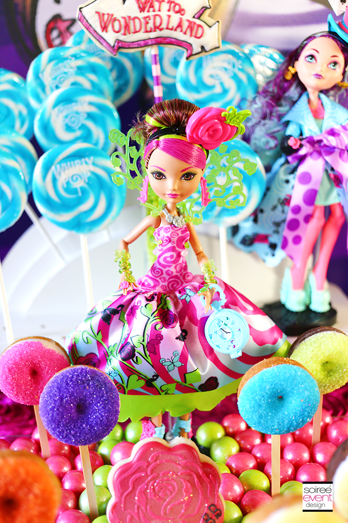 Ever After High Party Briar Beauty