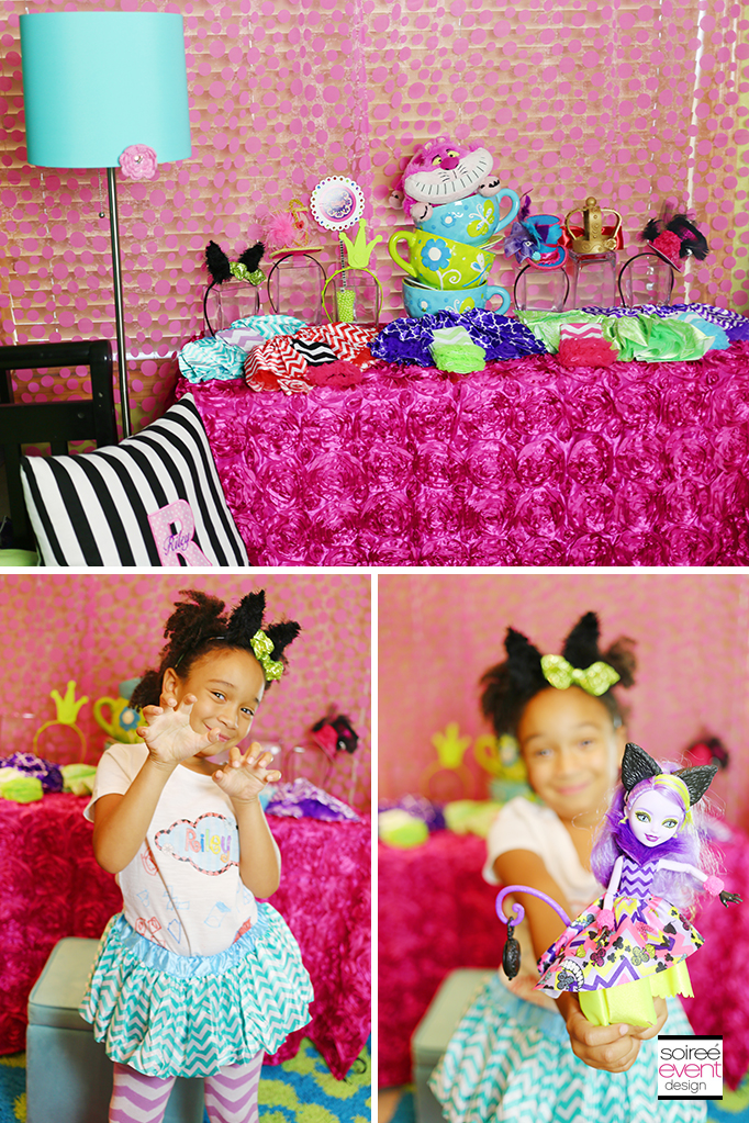 Ever After High Party Dress Up