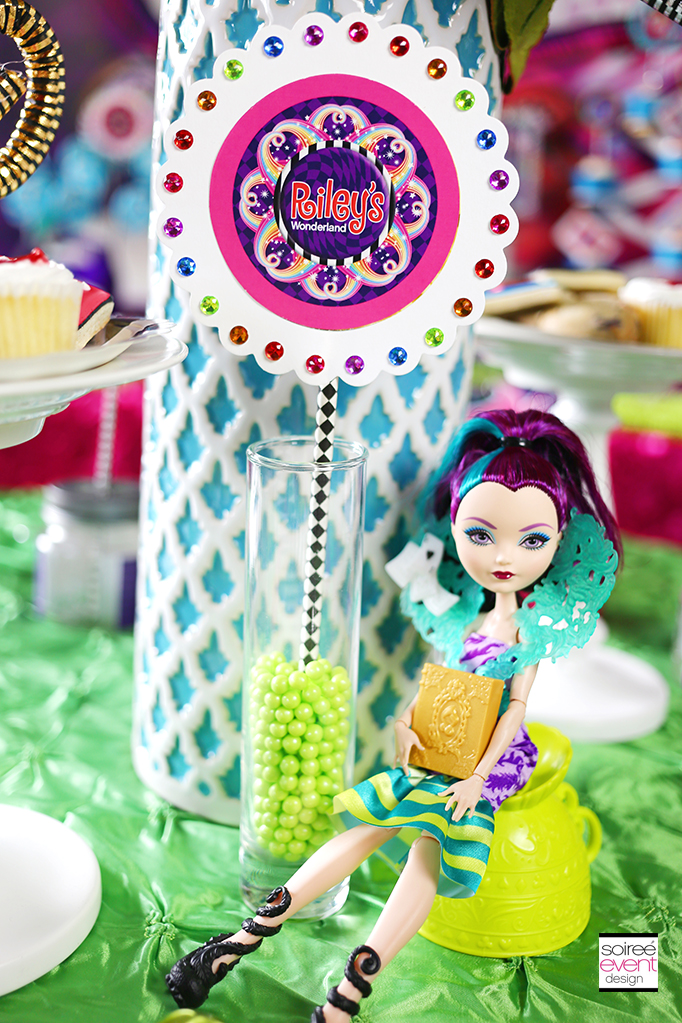 Ever After High Raven Queen Party