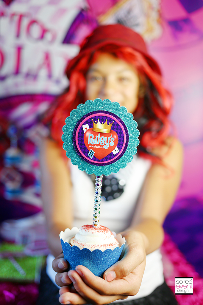 Ever after High Cupcake Toppers
