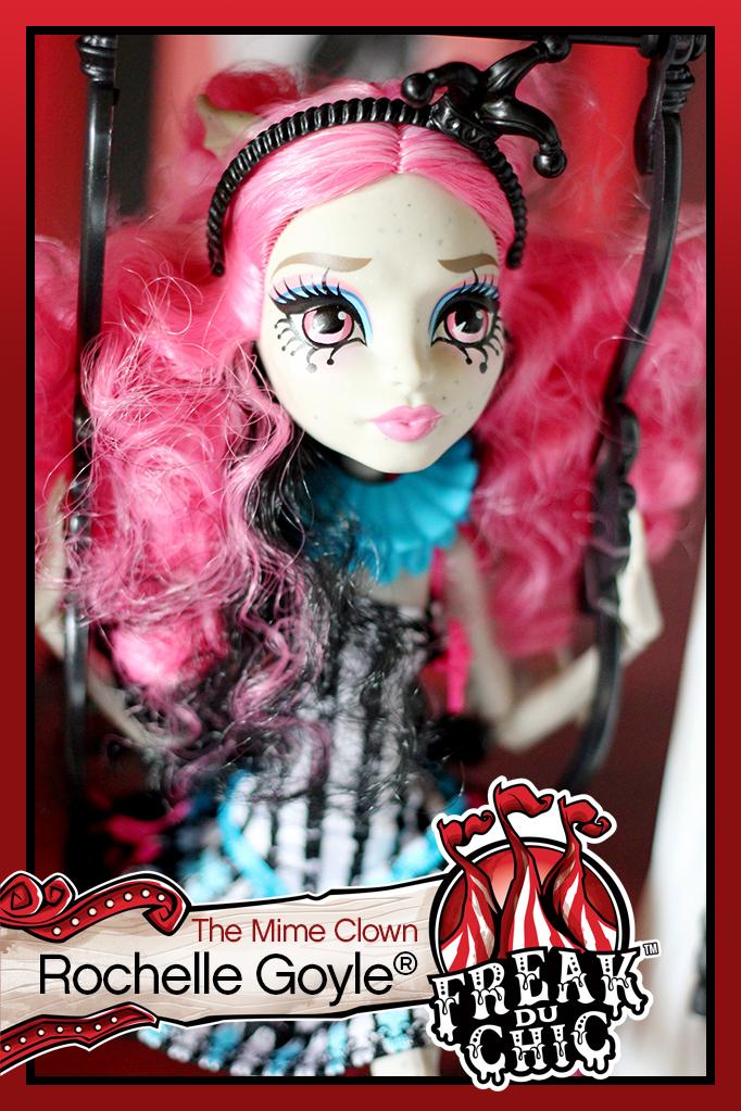 Freak du Chic Rochelle Goyle doll