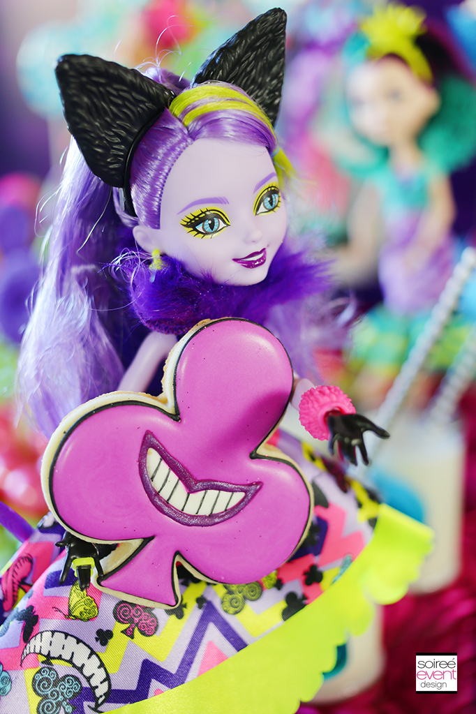 Kitty Cheshire Party Cookies