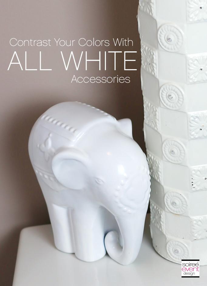 Modern White Accessories
