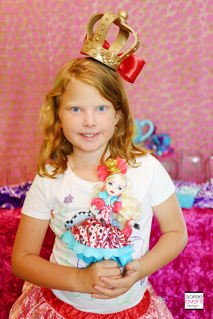 Sadie Ever After High Party