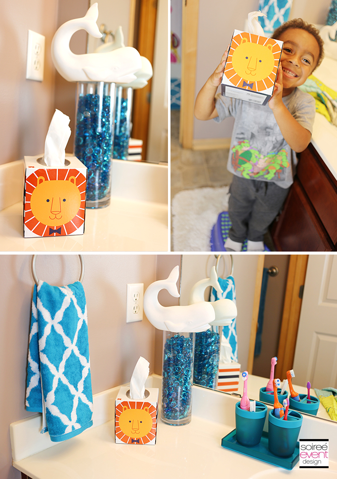 Project Home Redecorate: Perk Up Your Kid\'s Bathroom with Fun ...