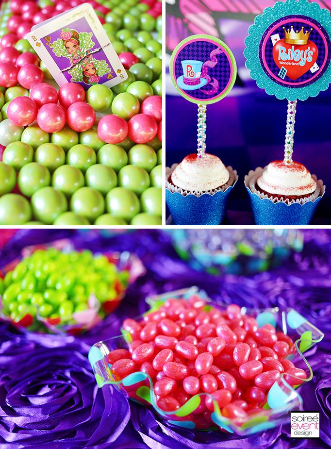 Way Too Wonderland Candy