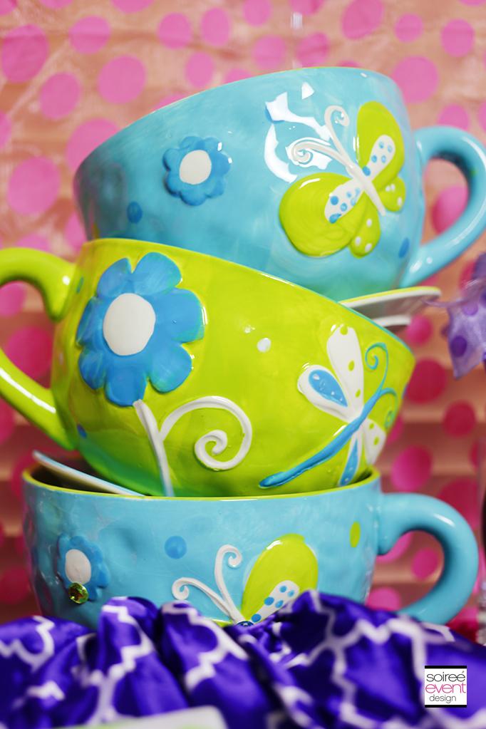 Wonderland Tea Party Decorations